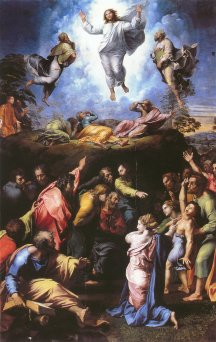 Raphael: The transfiguration